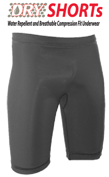 DryShorts-Water Repellent and Breathable Underwear